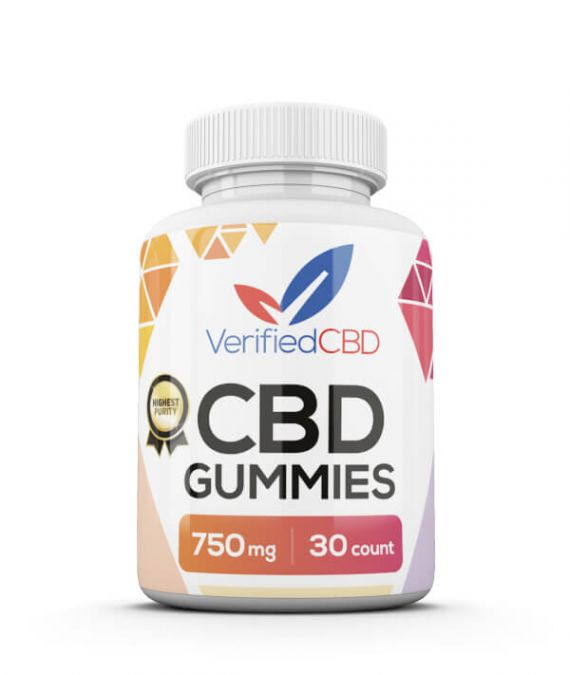 Verified CBD Gummies 600mg